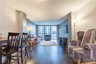 Single Family Home For Sale: 1280 W Peachtree Street NW #908