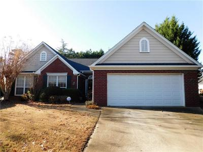 Snellville Single Family Home For Sale: 3033 Redwood Grove Park