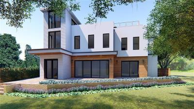 Single Family Home For Sale: 697 Kendall Street NE
