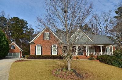Loganville Single Family Home For Sale: 254 Chandler Walk