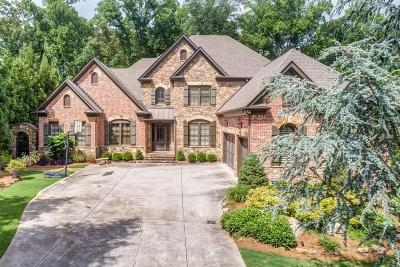 Kennesaw Single Family Home For Sale: 2364 Lahinch Court NW