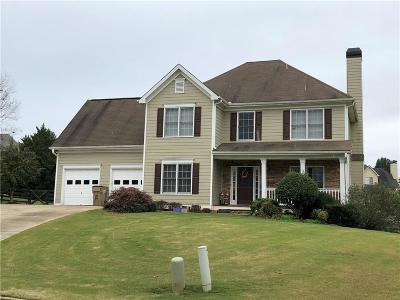 Forsyth County Single Family Home For Sale: 8660 Stone River Drive