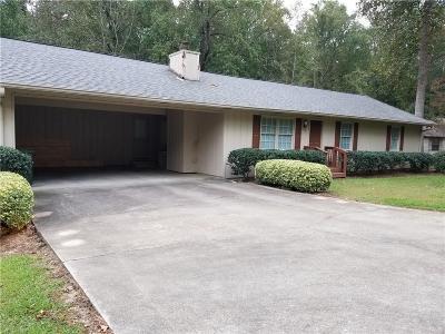 Hall County Rental For Rent: 4213 Bob White Lane