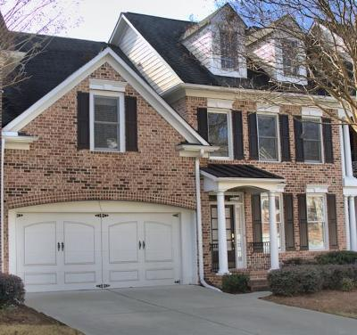 Roswell Condo/Townhouse For Sale: 3504 Village Green Drive #3504