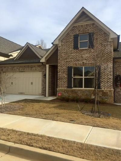 Walton County, Gwinnett County, Barrow County, Forsyth County, Hall County Condo/Townhouse For Sale: 347 Rosshandler Road #5