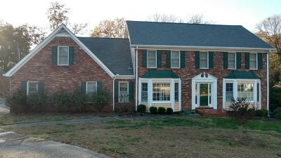 Single Family Home For Sale: 420 Millbrook Trace