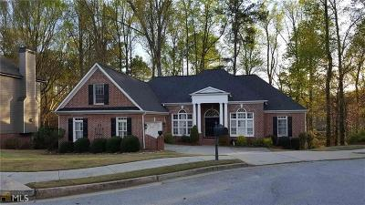 Grayson Single Family Home For Sale: 1001 Windsor Creek Drive