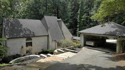 Sandy Springs Single Family Home For Sale: 110 Cat Cay Court