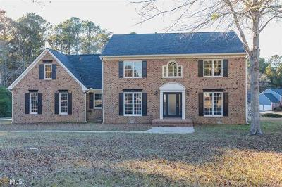 Fayetteville Single Family Home For Sale: 125 Brandon Mill Circle