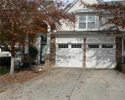 Kennesaw Condo/Townhouse For Sale: 3512 Clear Creek Crossing NW