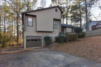 Douglasville Single Family Home For Sale: 3203 Plymouth Rock Drive
