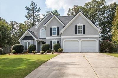 Cumming Single Family Home For Sale: 4215 Pheasant Run Trace
