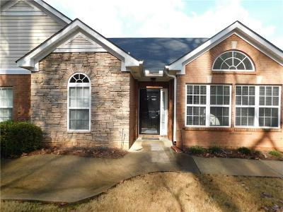 Powder Springs Condo/Townhouse For Sale: 4825 Shae Court