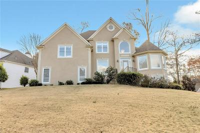 Alpharetta Single Family Home For Sale: 4250 Park Brooke Trace