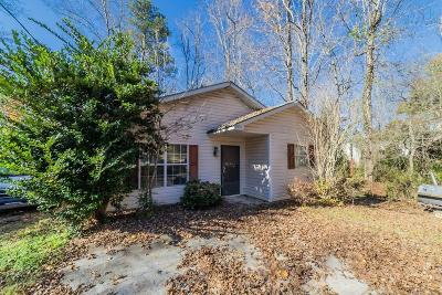 Riverdale Single Family Home For Sale: 7951 Trinity Park Drive