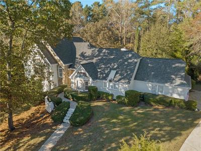 Roswell Single Family Home For Sale: 255 Boulder Drive