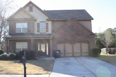 Lawrenceville GA Single Family Home For Sale: $299,900
