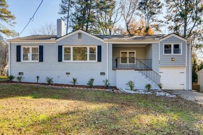 Decatur Single Family Home For Sale: 2271 Eastway Road