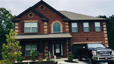 Loganville Single Family Home For Sale: 369 Baymist Drive