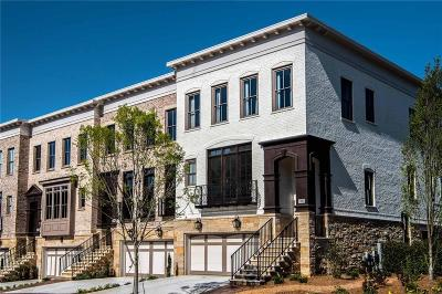 Alpharetta GA Condo/Townhouse For Sale: $815,000