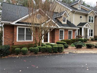 Marietta GA Condo/Townhouse For Sale: $320,000