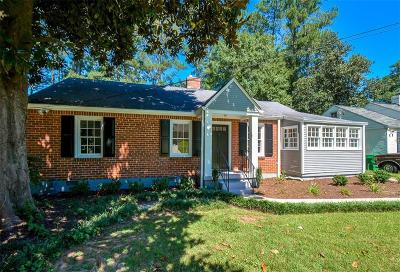 Single Family Home For Sale: 1912 Westminster Way
