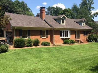 Dunwoody Single Family Home For Sale: 4803 Chamblee Dunwoody Road