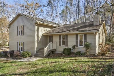 Marietta Single Family Home For Sale: 2247 Yarmouth Place