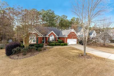 Dallas Single Family Home For Sale: 97 Somersby Drive