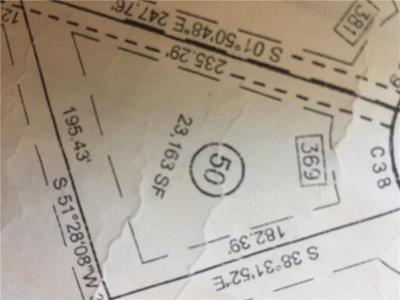 Dallas Land/Farm For Sale: 369 Gainesborough Drive