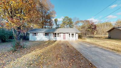 Bartow County Single Family Home For Sale: 27 Pine Ridge Drive NW