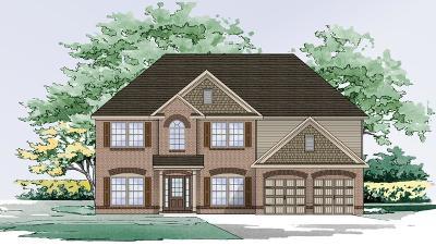 Newton County Single Family Home For Sale: 215 Hampton Court