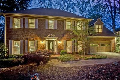 Marietta Single Family Home For Sale: 4039 River Cliff Chase
