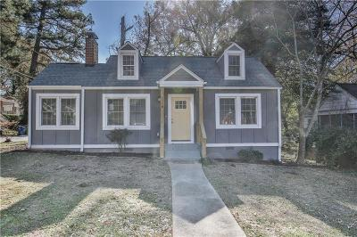 Atlanta Single Family Home For Sale: 1348 Westboro Drive SW