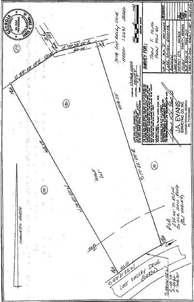 Jonesboro Residential Lots & Land For Sale: 3478 Lost Valley Drive