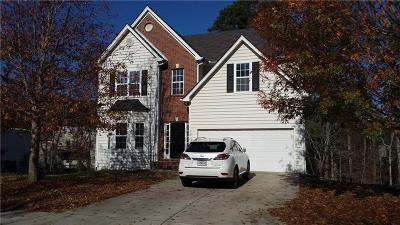 Buford Single Family Home For Sale: 3508 Cast Palm Drive