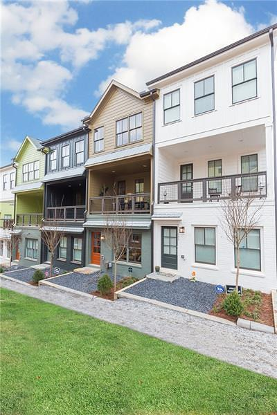 Atlanta GA Condo/Townhouse For Sale: $416,000