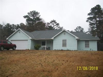 Newton County Single Family Home For Sale: 70 Bachelor Road