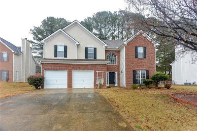 Lawrenceville Single Family Home For Sale: 455 Crafton Court
