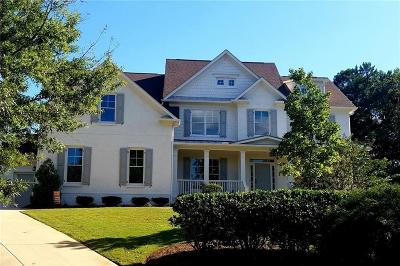 Forsyth County Single Family Home For Sale: 5715 Windjammer Point