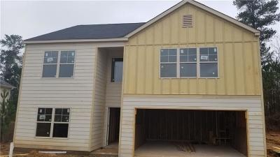Fairburn Single Family Home For Sale: 1019 Shadow Glen Dr