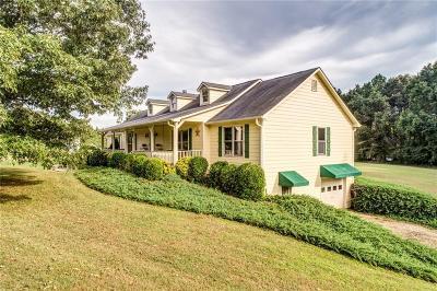 Hiram Single Family Home For Sale: 632 Bethel Church Road
