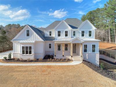 Milton GA Single Family Home For Sale: $975,000