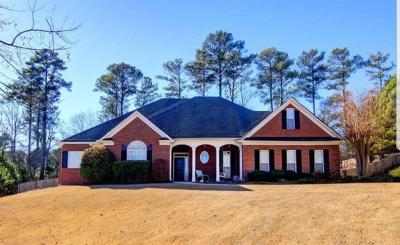 Newton County Single Family Home For Sale: 40 Blue Grass Way