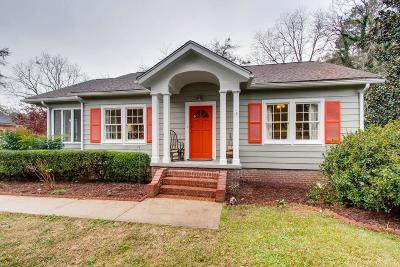 Powder Springs Single Family Home For Sale: 4520 Austell Powder Springs Road