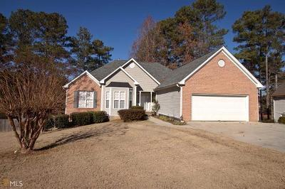 Loganville Single Family Home For Sale: 3855 Weeping Willow Lane