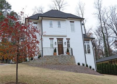 Atlanta GA Single Family Home For Sale: $899,000
