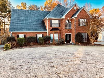 Conyers Single Family Home For Sale: 721 Lynn Milam Lane