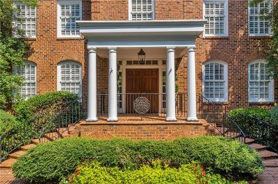 Atlanta Single Family Home For Sale: 1063 W Paces Ferry Road NW