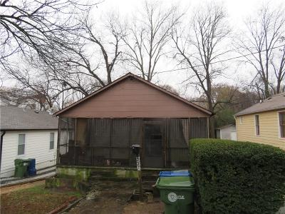 Atlanta Single Family Home For Sale: 995 Wylie Street SE